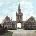 Postcard view of the Chapels (undated)