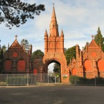 The Twin Mortuary Chapels