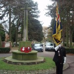 Remembrance Service at Brandwood End Cemetery