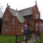 Superintendent's Lodge at Brandwood End Cemetery