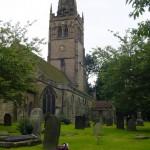 St Nicolas, Kings Norton