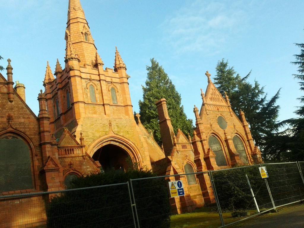 Brandwood End Cemetery Chapels